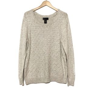 Lane Bryant Shimmer Sweater